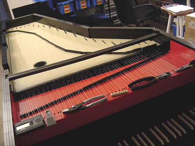 harpsichordherramientas