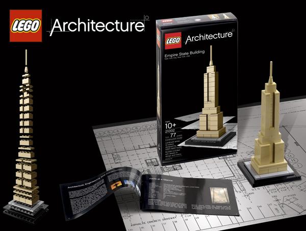 LEGO Architecture ESBs