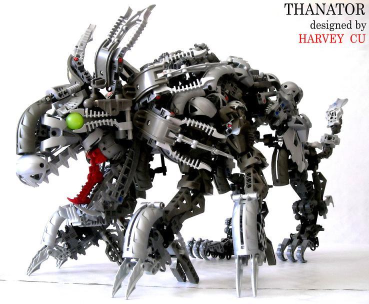 Thanator, de Harvey Cu
