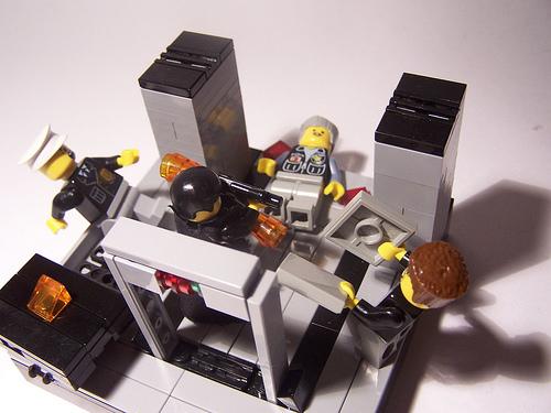 Nebuchadnezzar matrix lego