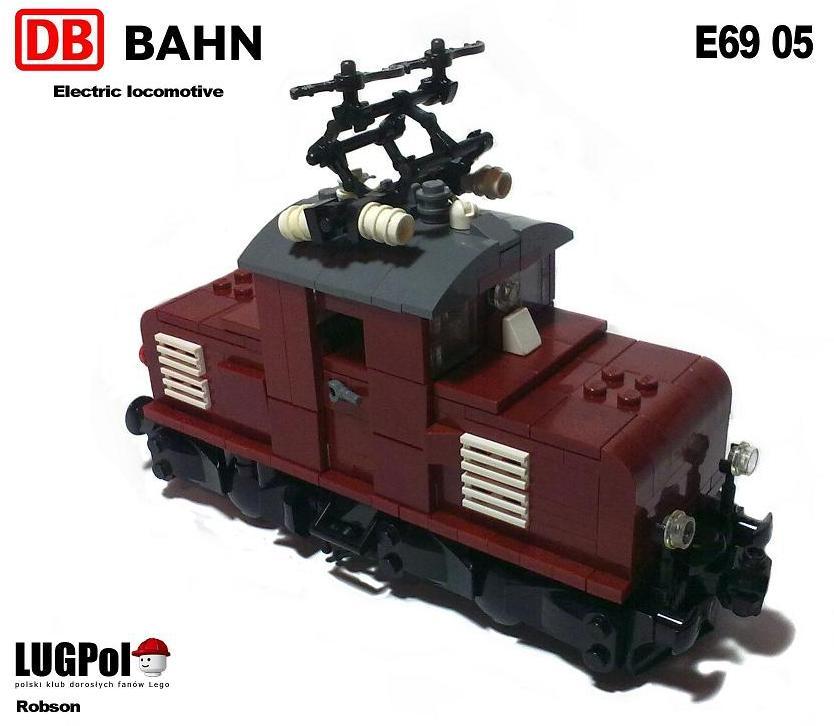 E69 05, por Robson