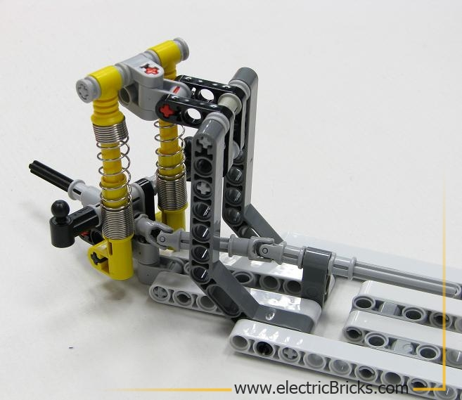 suspension mcpherson en lego electricbricks. Black Bedroom Furniture Sets. Home Design Ideas