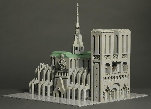 Catedral de Notre Dame, por Torgugick
