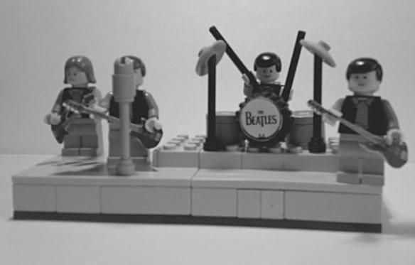 The Beatles, por Jasiek22