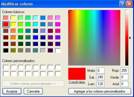 Reconocer objetos con OpenCV: Colores