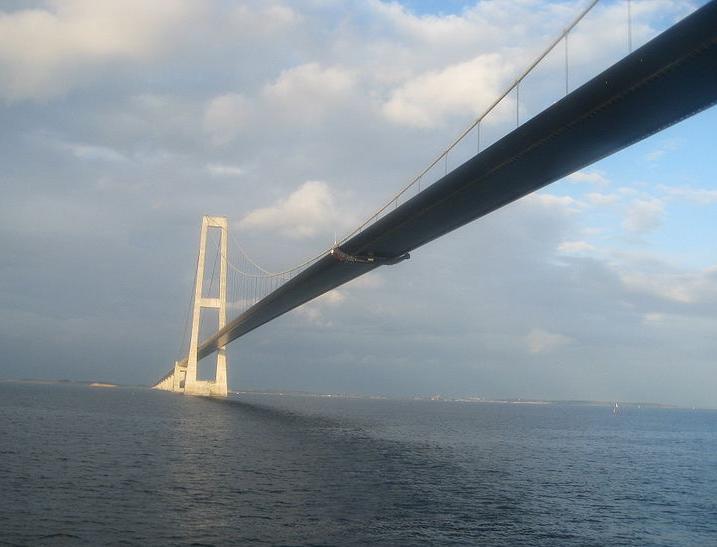 Great Belt Bridge East