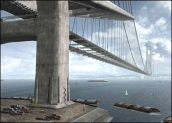 Imgen del puente del reportaje del Discovery Channel