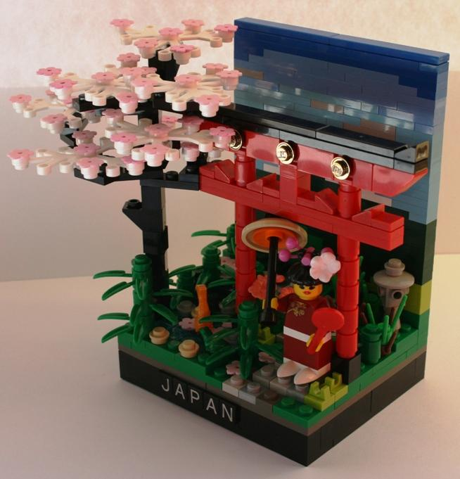 Japan, por MLCad