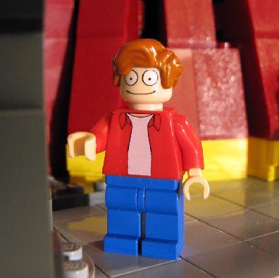 Fry LEGO