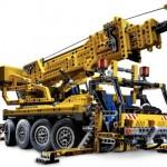8421 Camión Grúa LEGO Technic