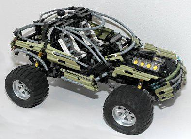 8466 Off Roader LEGO Technic