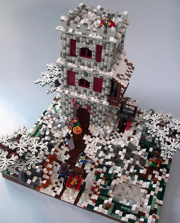 Winterfell, de tbaixinho