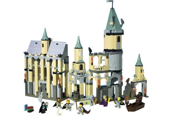 4709-1 Castillo Hogwarts