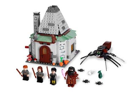 4738-1 Hagrids hut