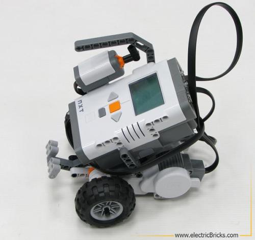 Robot emisor