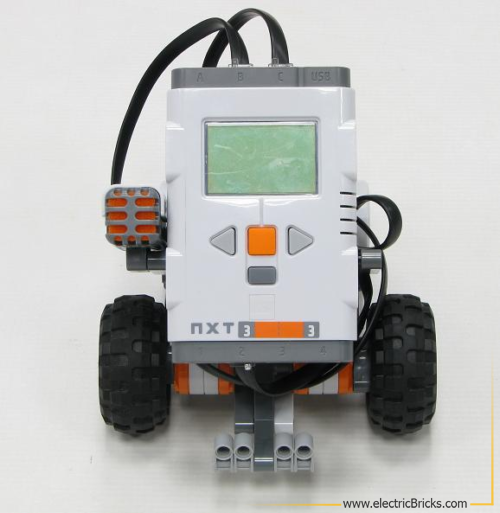 Robot receptor