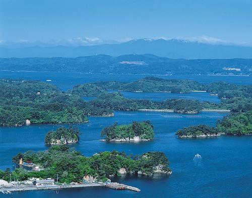 Bahía de Matsushima