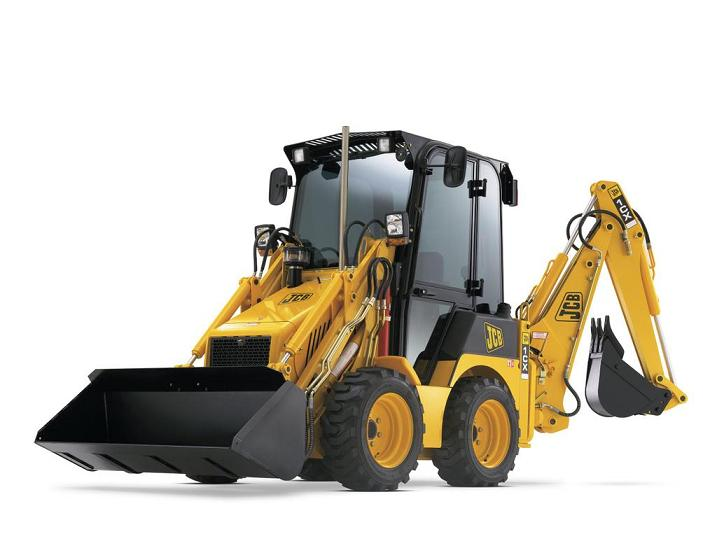 mini JCB 1CX