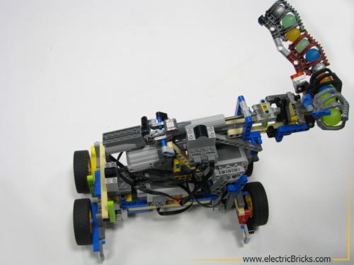 Competicion de vehiculos de combate: Bionico_1