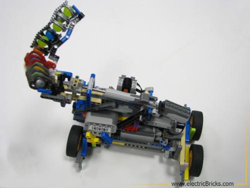 Competicion de vehiculos de combate: Bionico_2