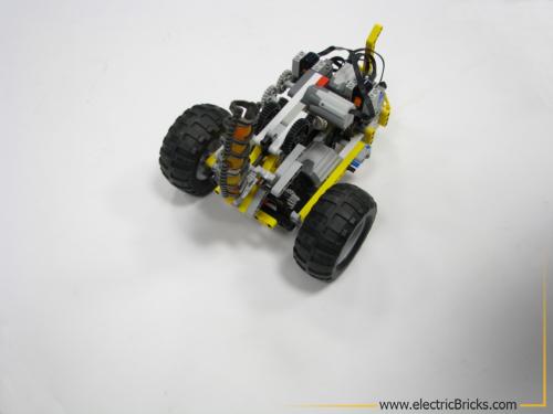 Competicion de vehiculos de combate