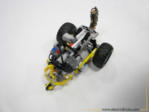 Competicion de vehiculos de combate: Rápido_2