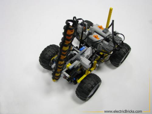Competicion de vehiculos de combate: Minero_1