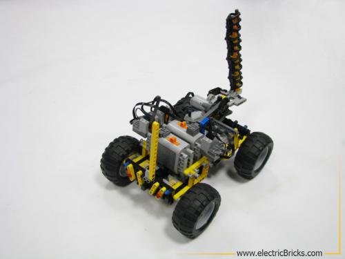 Competicion de vehiculos de combate: Minero_2