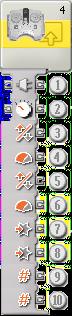 Controla tu NXT con PF: IRReceiver2