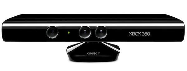 Mindstorms NXT controlado con Kinect: Kinect