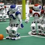Primer Torneo de Futbol Robotico en electricBricks