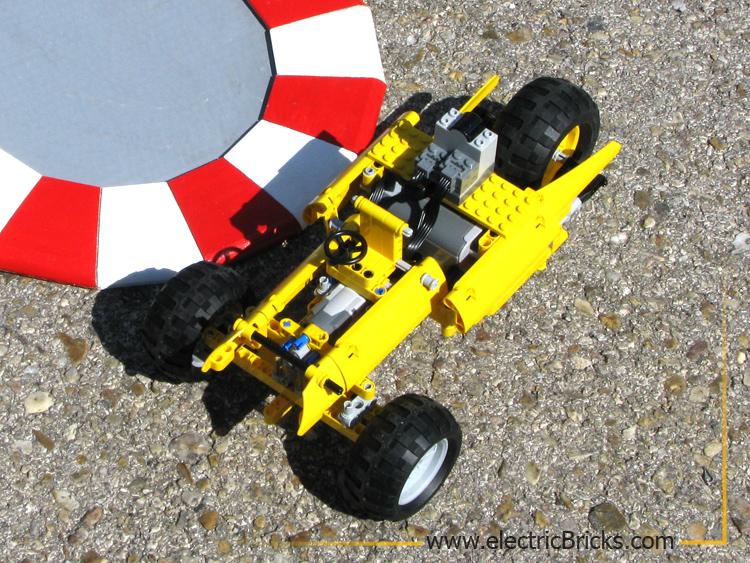 Carrera T-Rex: Amarillito