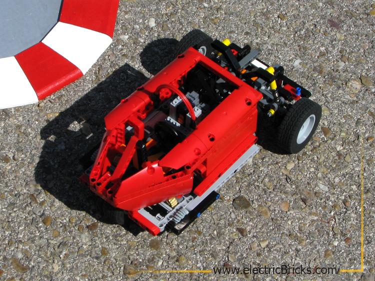 Carrera T-Rex: supermorgan