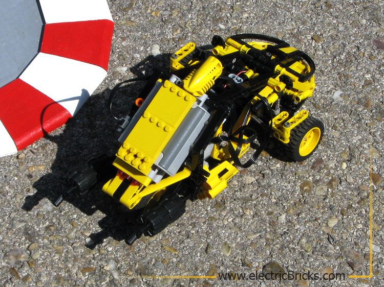Carrera T-Rex: OBP1