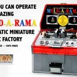 Mold-A-Rama: Moldea tus propias minifiguras