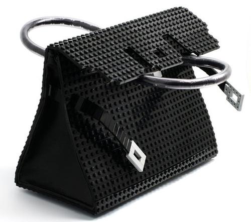LEGO y la moda: Hermes-Birkin-Bag-Lego