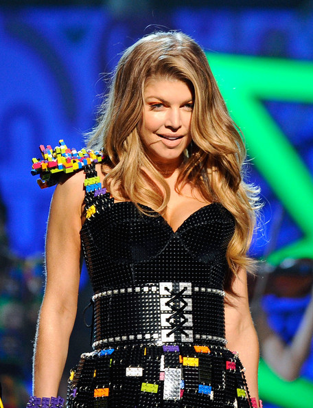LEGO y la moda: Fergie