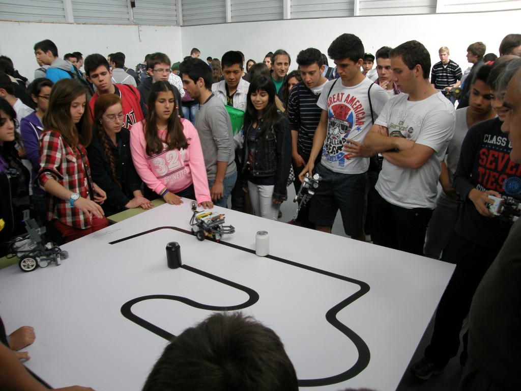 robocampeones 2013 - electricbricks