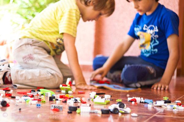 psicologia sobre lego