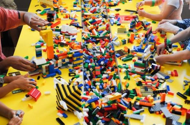 psicologia sobre lego: capacidad organizativa