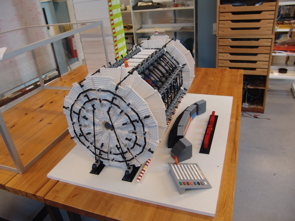 atlas en LEGO