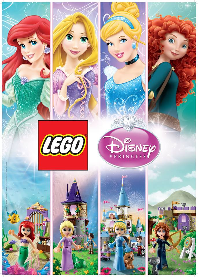LEGO-DISNEY-PRINCESS-electricBricks