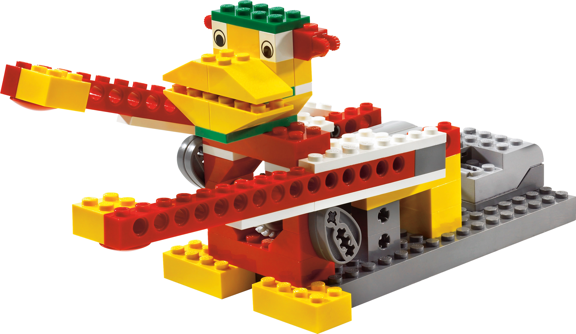 LEGO-Education-WeDo-Drumming-Monkey-electricbricks