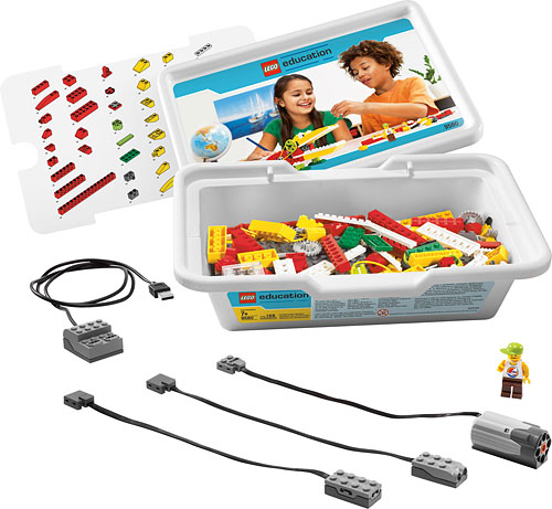 LEGO-Education-WeDo-Robotics-Construction-Set