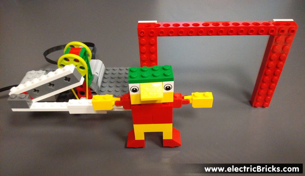lego education WeDo portero