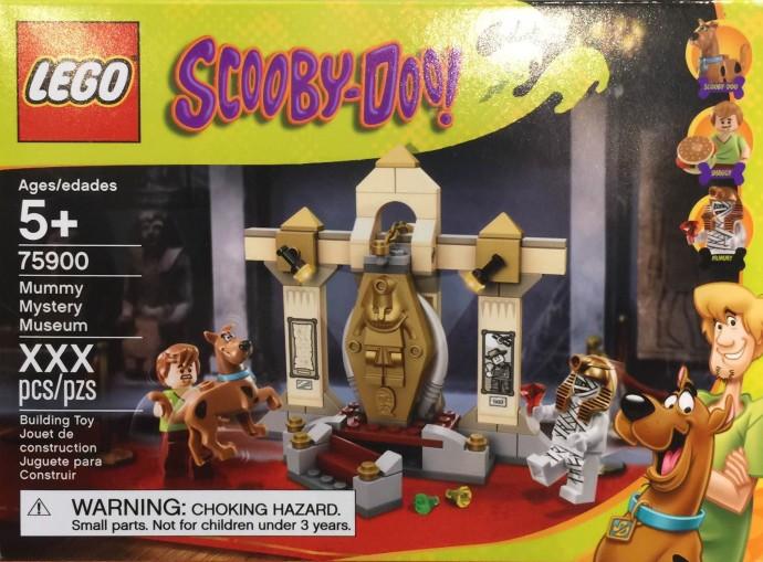 75900-1 Mummy Museum Mistery