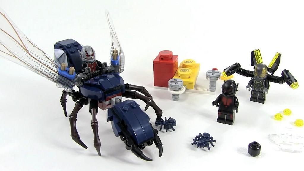 ant man set