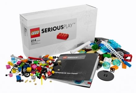 de DE LEGO SERIOUS PLAY Starter Set