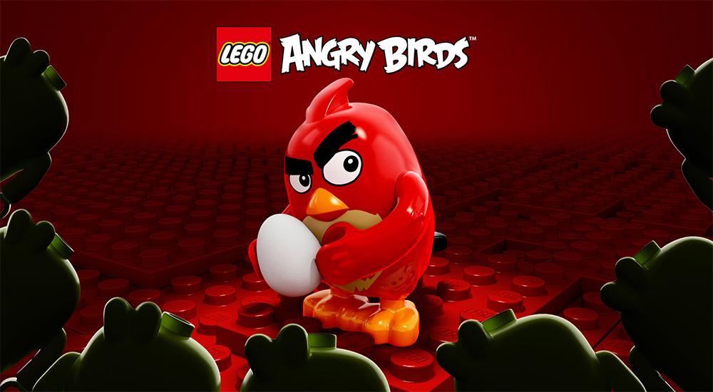 Angry Birds para blog