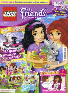 Revista Friends grande